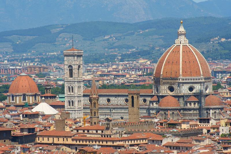 Download Florence from above stock photo. Image of ancient, duomo - 20068796