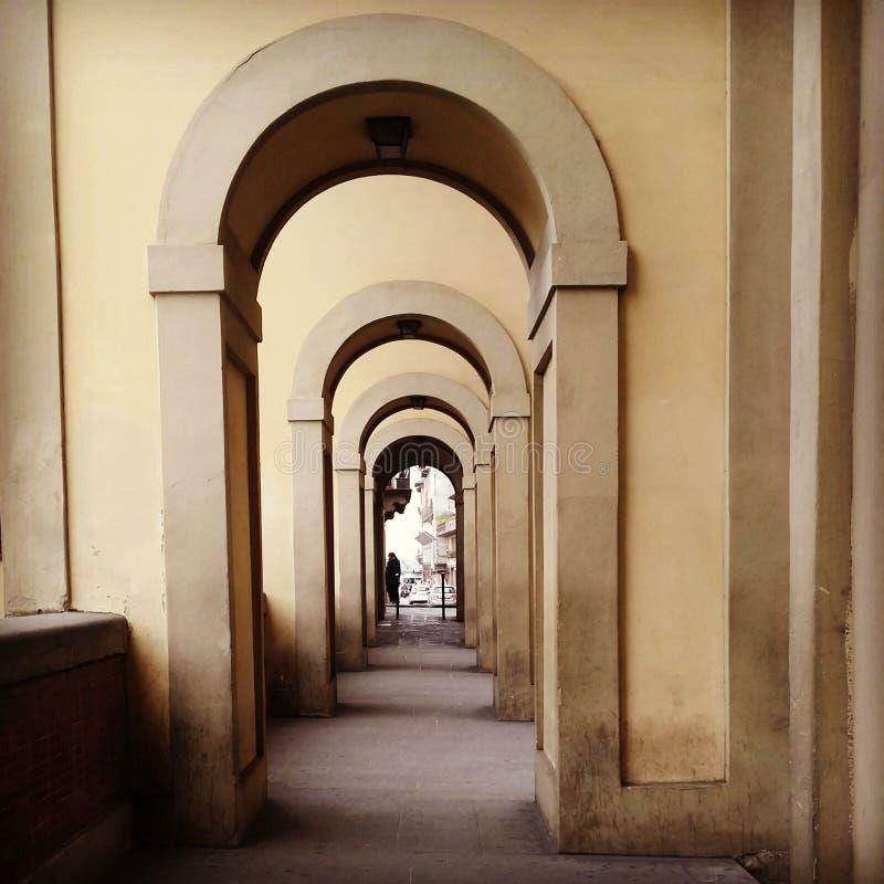 Florence arkitektur arkivfoto