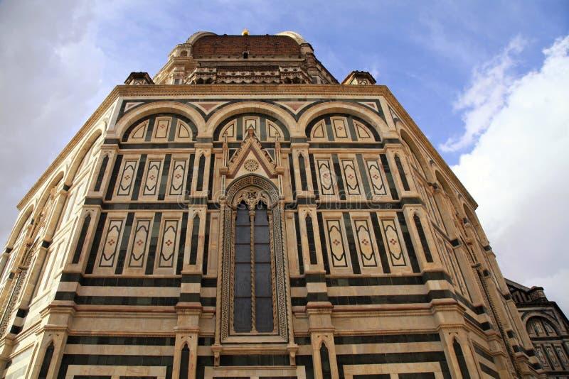 Florence Baptistery fotografia de stock royalty free