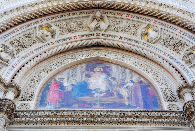 Download Florence, The Cathedral stock image. Image of firenze - 25997197