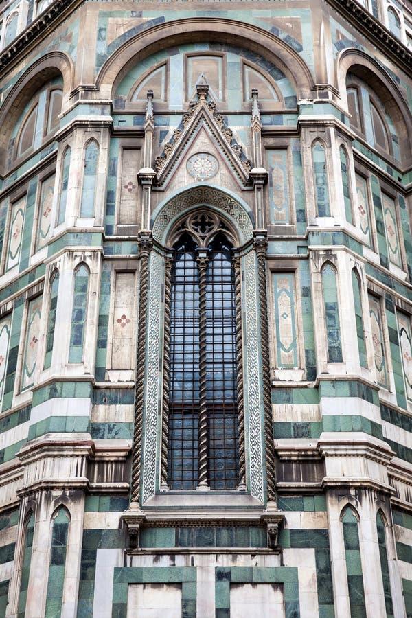Florence Cathedral bonita consagrou em 1436 fotografia de stock