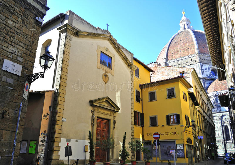 Download Florence cathedral editorial stock image. Image of italy - 40461399