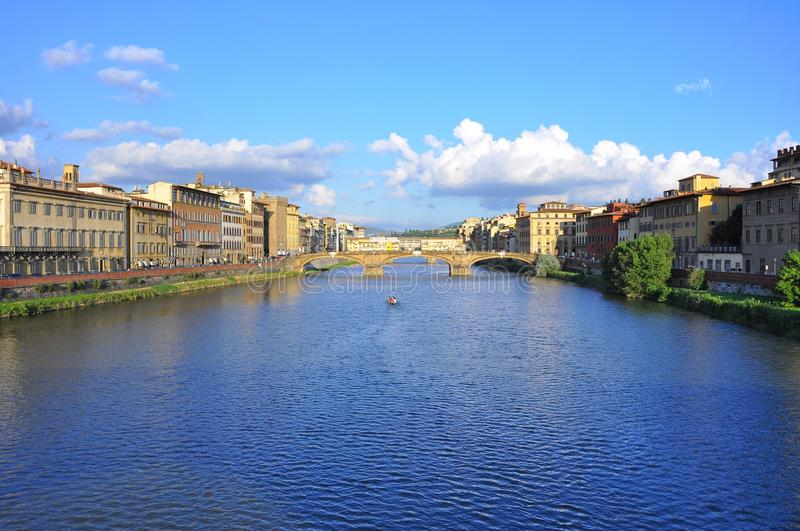 Download Florence city , Italy stock image. Image of bridge, famous - 14861145
