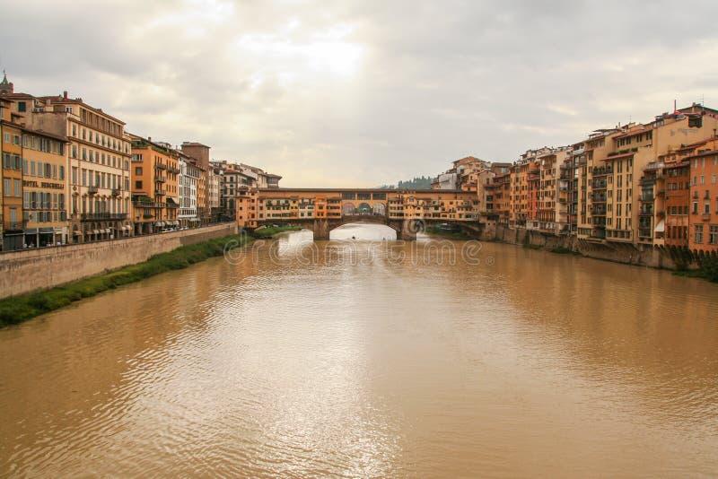 Florence Cityscape imagem de stock