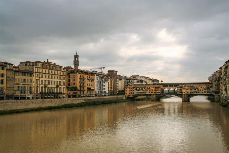 Florence Cityscape foto de stock