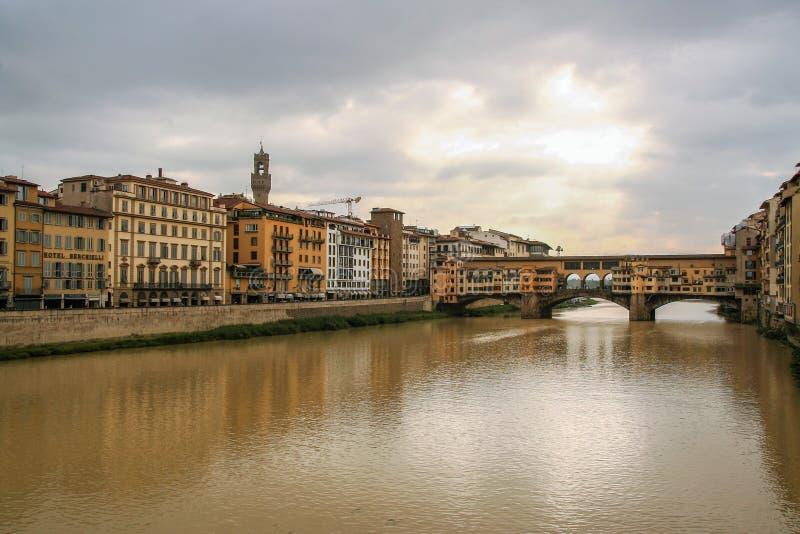 Florence Cityscape foto de stock royalty free
