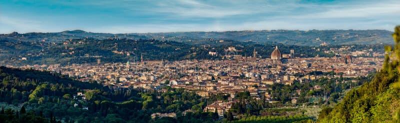 Florence Cityscape stock photo