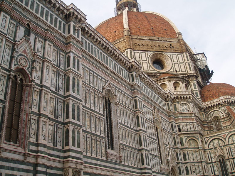 Florence dome royalty free stock image
