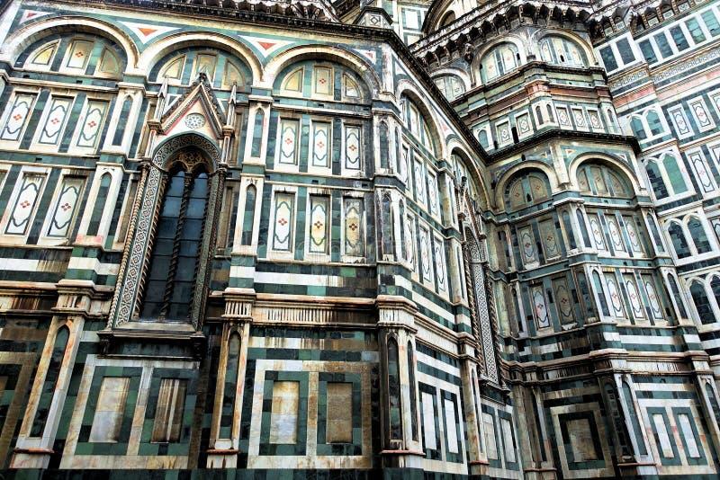 Florence Duomo stockfotos