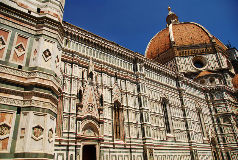 Florence Duomo Stock Image