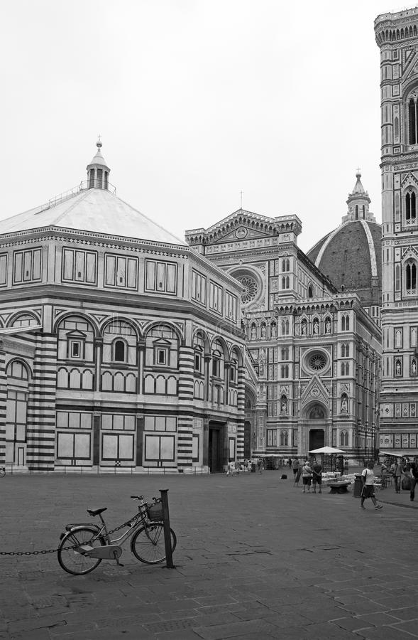 Florence Duomo immagine stock