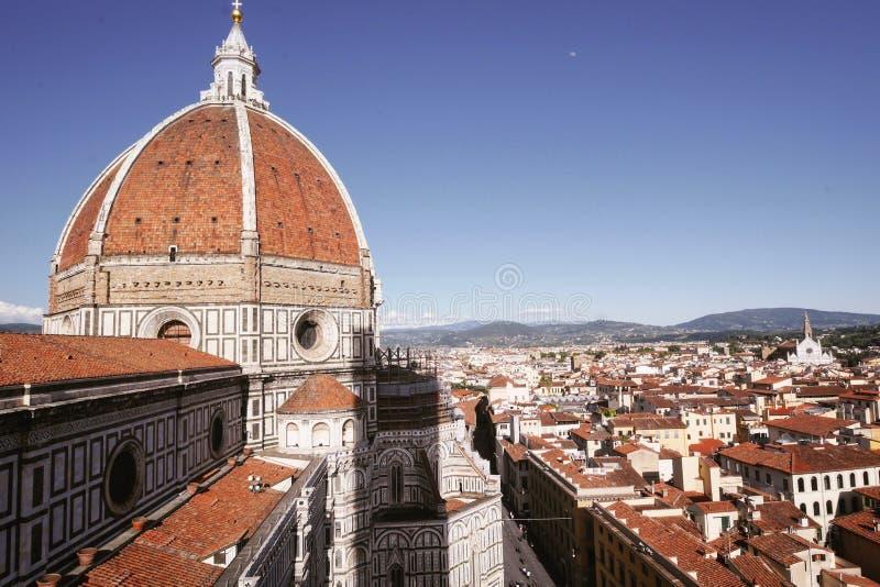 Florence Duomo arkivbild