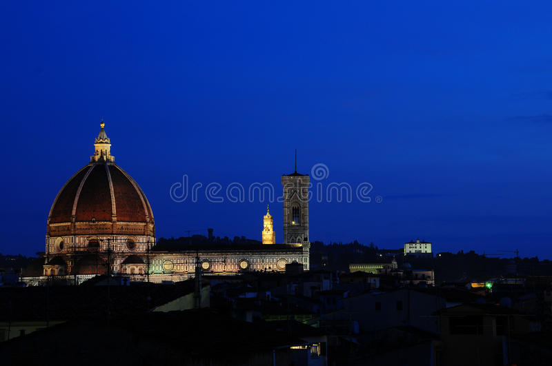 Download Florence Duomo at dusk stock photo. Image of florence - 18866050