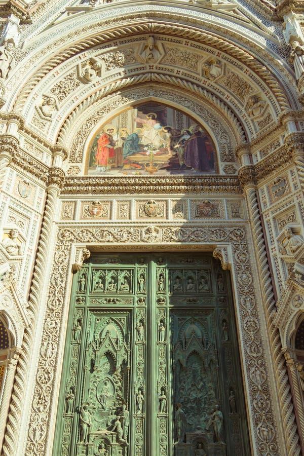 Download Florence Duomo front doors stock image. Image of church - 64048901 & Florence Duomo front doors stock image. Image of church - 64048901