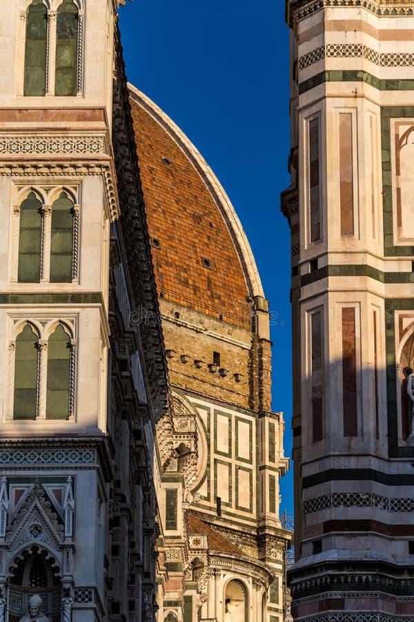 Florence duomo Włoch obraz royalty free
