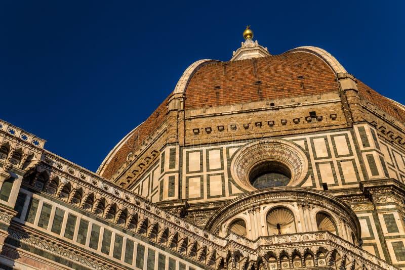 Florence duomo Włoch obrazy royalty free