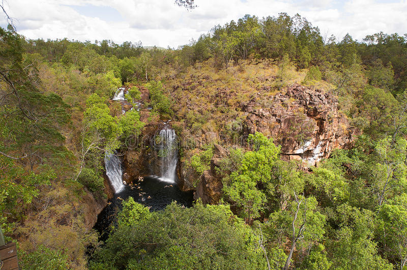 Florence Falls Litchfield Park royalty free stock photo