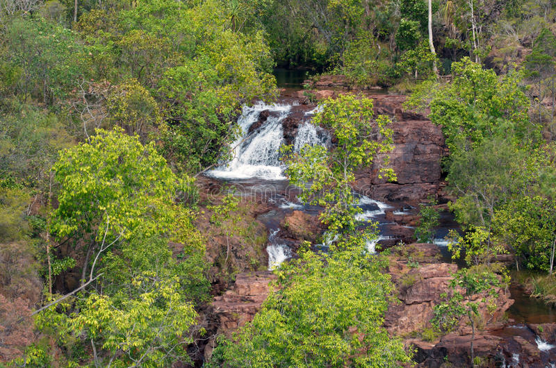 Download Florence Falls stock image. Image of rocky, australian - 32999717