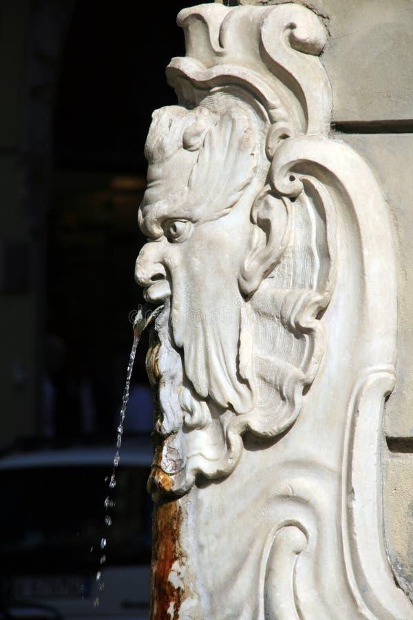 florence fontanny woda zdjęcie royalty free