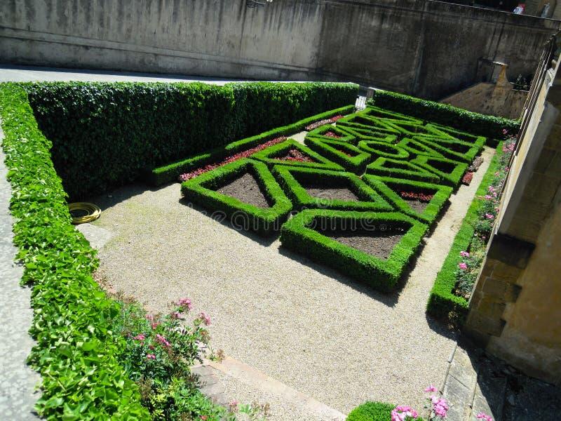 Florence Giardino di Boboli immagini stock