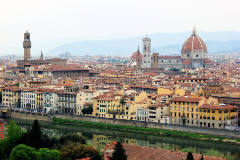Florence, Italië stock afbeelding