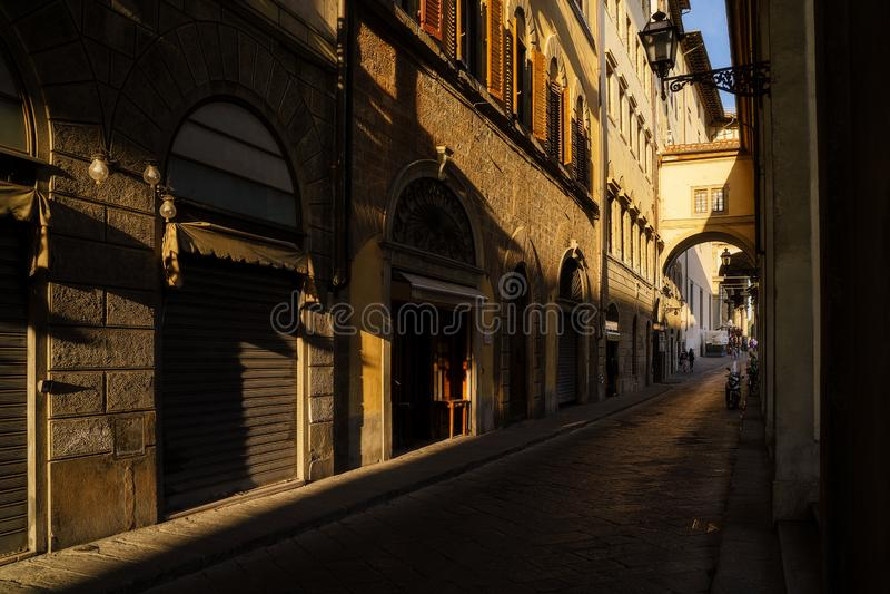 Florence, Itali? royalty-vrije stock afbeelding