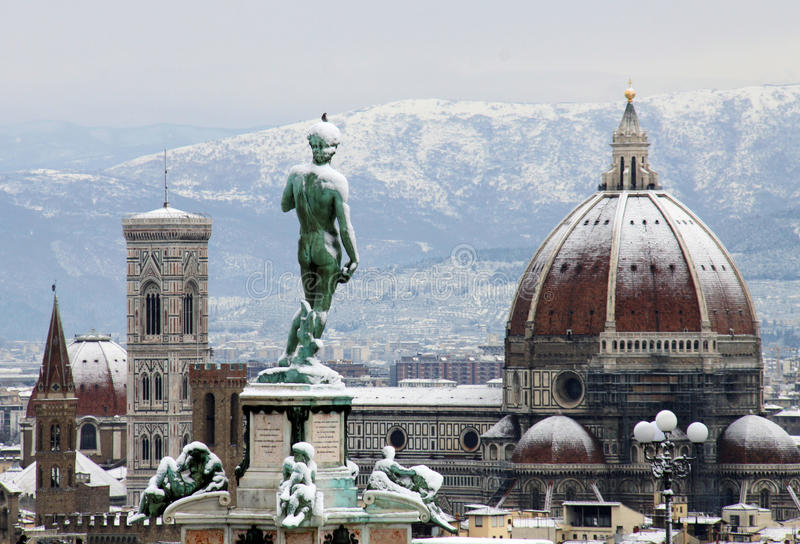 Florence Italien royaltyfri foto