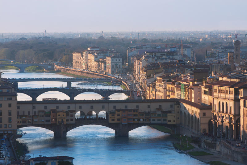 florence Italy obraz royalty free