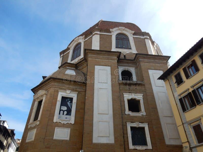 Florence - kapell av prinsarna royaltyfri bild