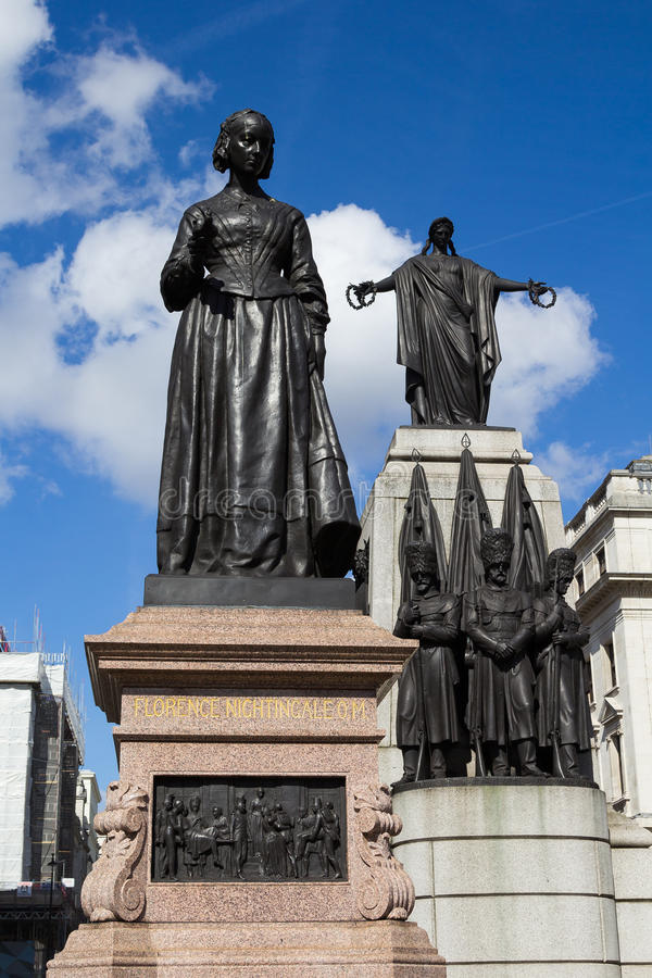 Free Florence Nightingale Monument Stock Photos - 41442553
