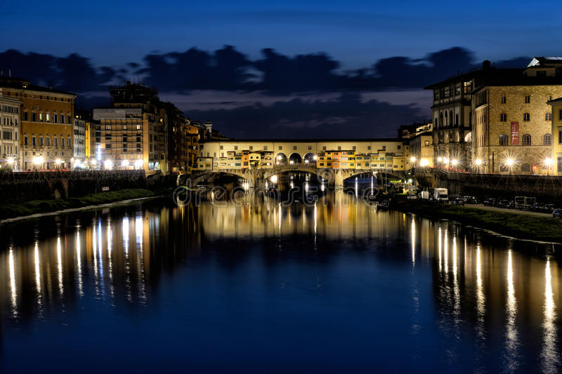 Download Florence Old Bridge X Editorial Stock Photo - Image: 83710068
