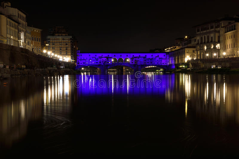 Download Florence Old Bridge XIV stock photo. Image of artistic - 83710470