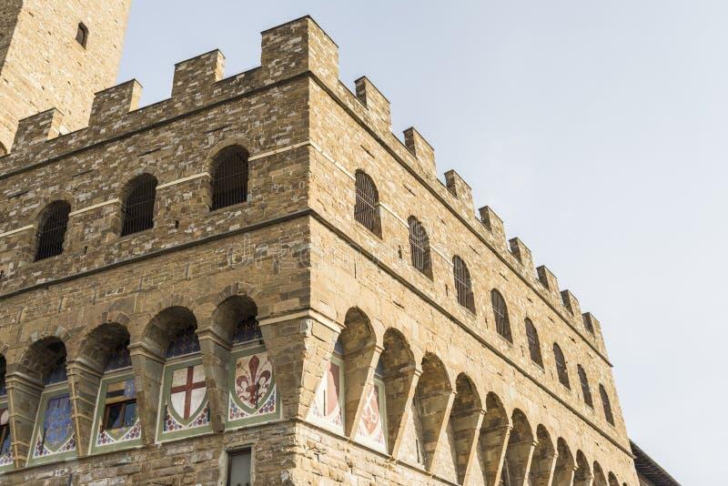 florence palazzo vecchio zdjęcie stock