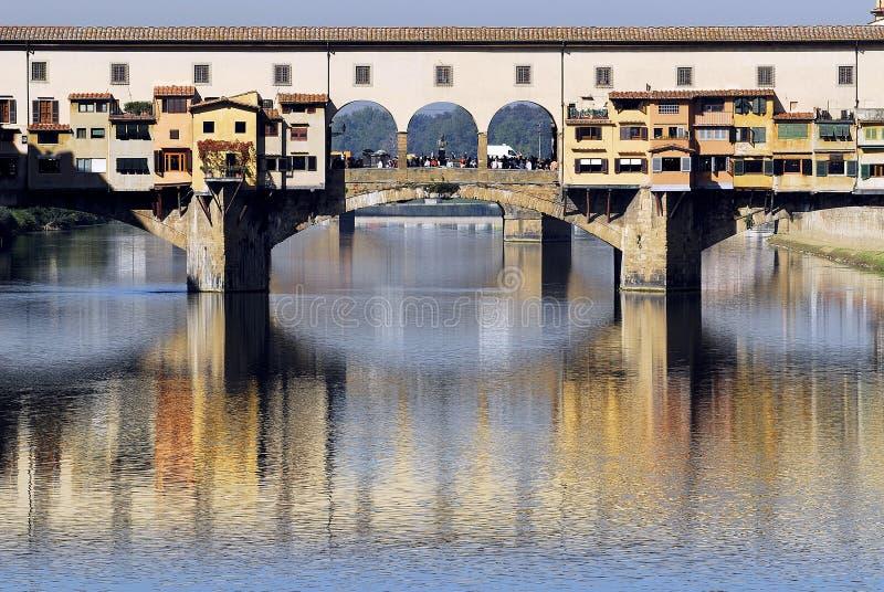 Florence - Ponte Vecchio photos libres de droits