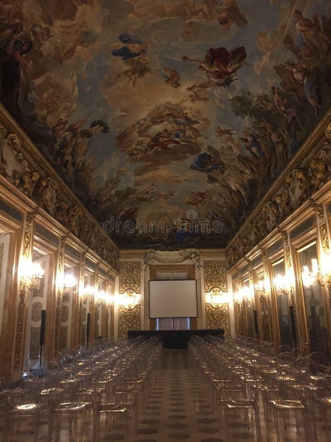 Florence stadshus arkivfoto