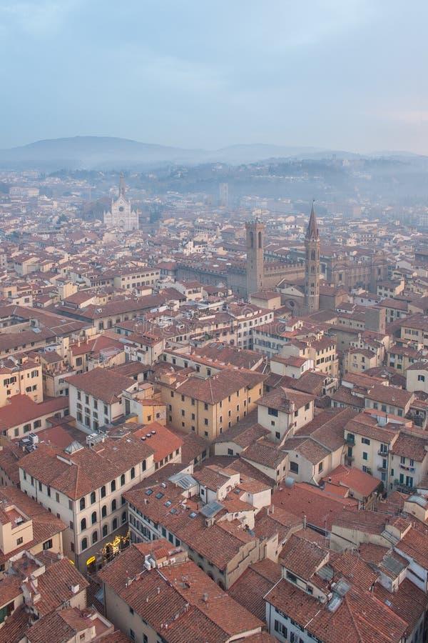 Florence, Toscanië (Italië) stock foto