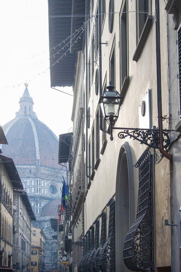 Florence Tuscany (Italien) arkivbild
