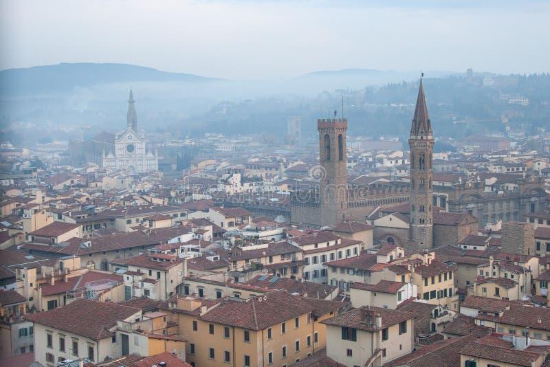 Florence Tuscany (Italien) royaltyfri foto