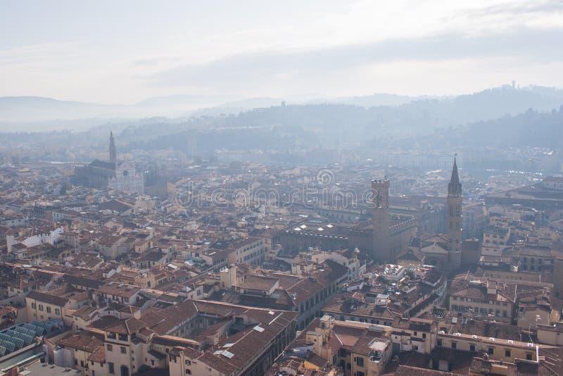 Florence Tuscany (Italien) fotografering för bildbyråer