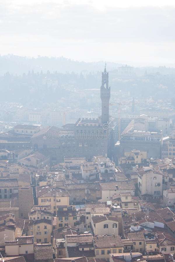 Florence Tuscany (Italien) royaltyfri bild
