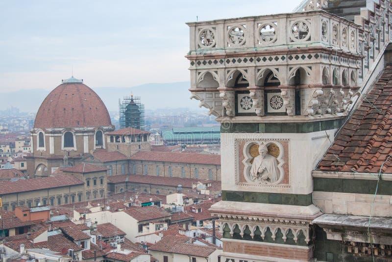 Florence Tuscany (Italien) royaltyfria bilder
