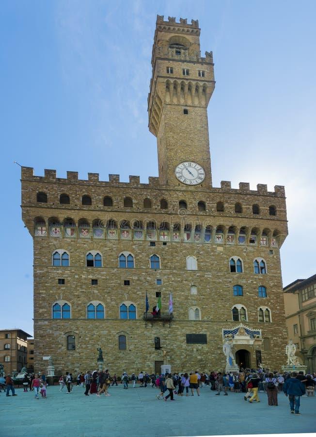 Florence_Tuscany Italien arkivfoton