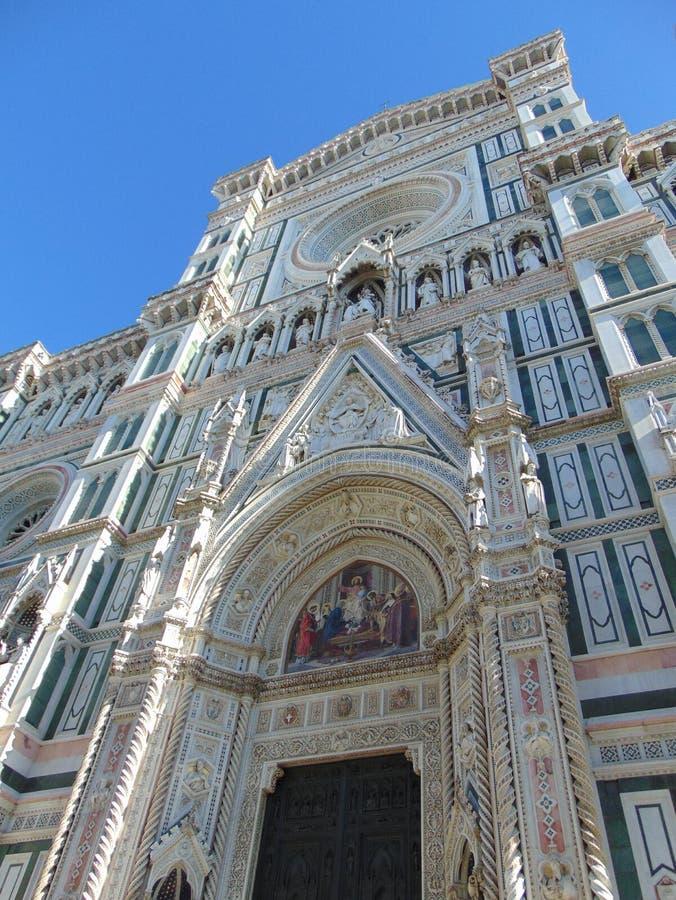 Florence Tuscany Italy, cattedrale del duomo, Cattedrale Santa Maria del Fiore fotografie stock