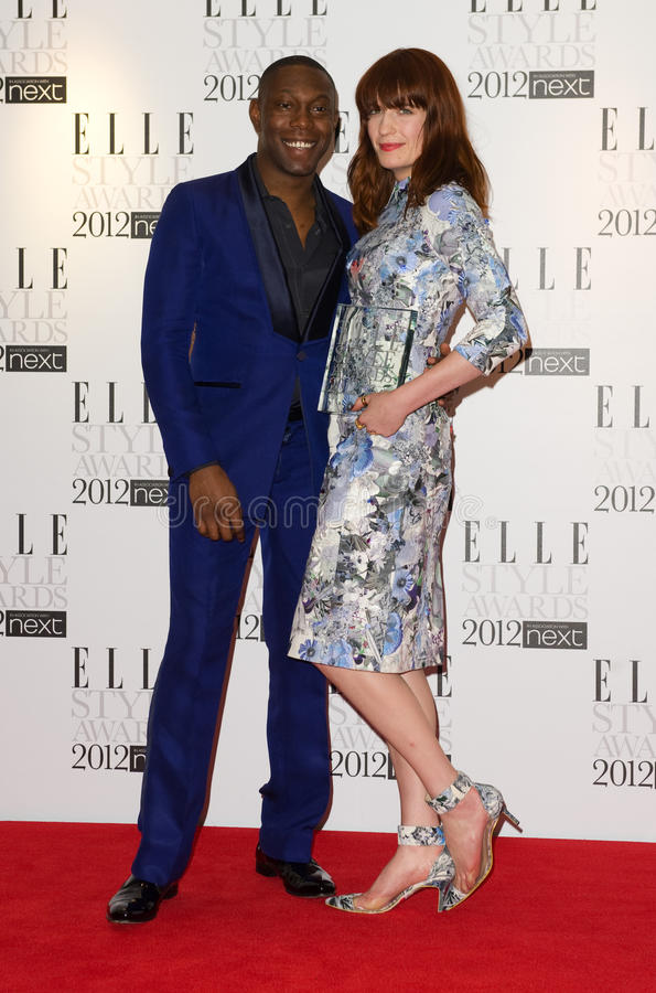 Download Florence Welch, Dizzee Rascal Editorial Image - Image: 23475890
