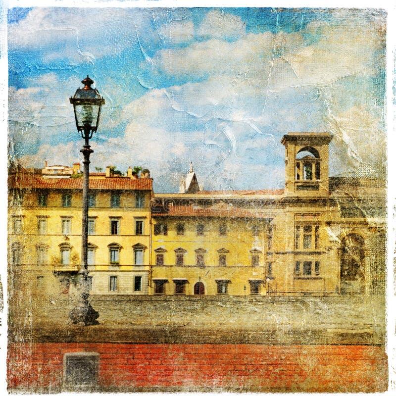 Florencia libre illustration