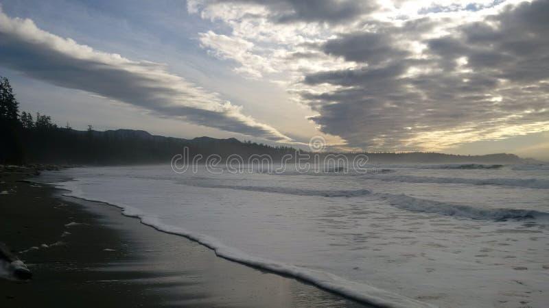 Florencia Bay royalty-vrije stock foto's