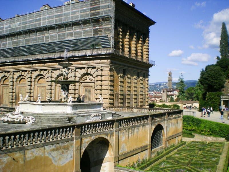 Florencia, Boboli imágenes de archivo libres de regalías
