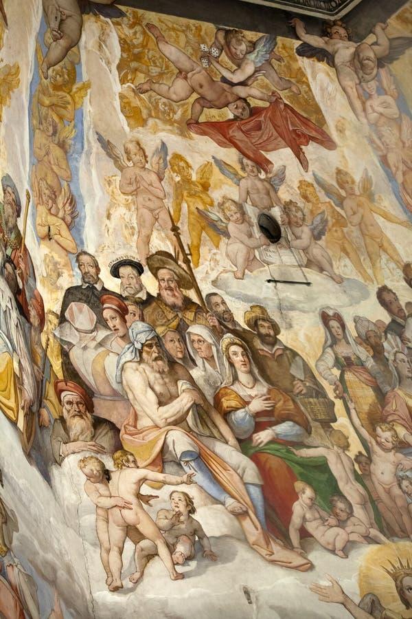 Florencia - Duomo fotos de archivo libres de regalías