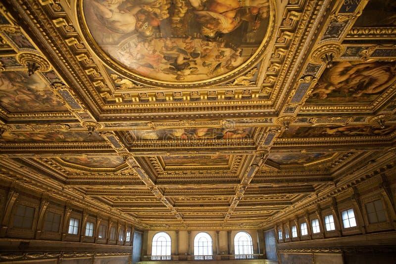 Florencia Palazzo Vecchio fotos de archivo