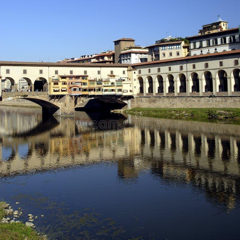 Florencia - Ponte Vecchio foto de archivo libre de regalías